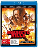 Machete Kills on Blu-ray