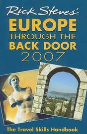Rick Steves' Europe Through the Back Door: 2007 by Rick Steves image