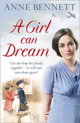 A Girl Can Dream by Anne Bennett image