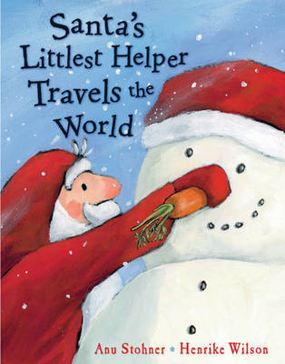 Santa Littlest Helper Travel World by Anu Stohner image