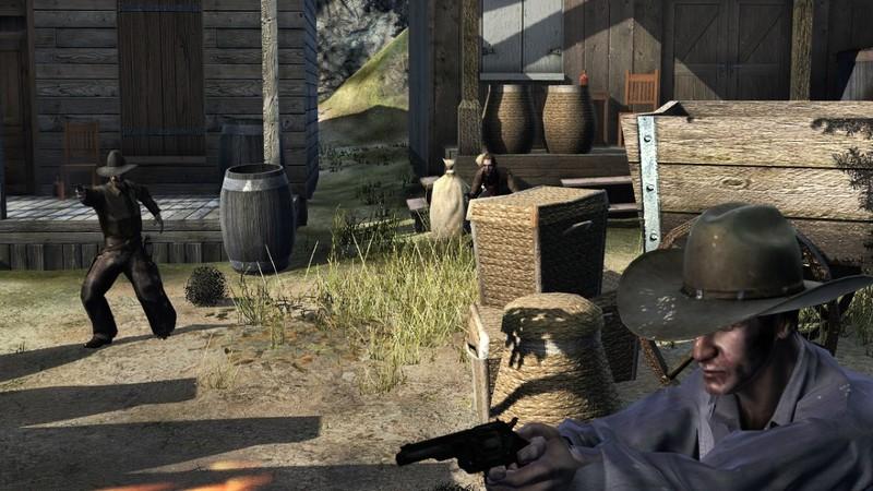 Call of Juarez for Xbox 360 image