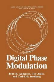 Digital Phase Modulation by John B Anderson
