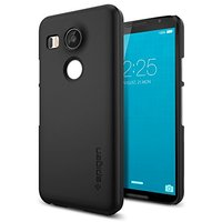 Spigen Nexus 5X Thin Fit Case (Black)