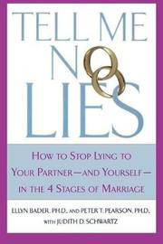 Tell Me No Lies by Peter T. Pearson