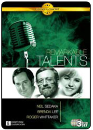 Legends in Concert - Remarkable Talents on
