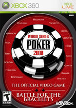 World Series Of Poker 2008: Battle For The Bracelets for Xbox 360
