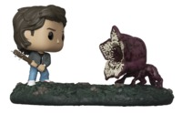 Stranger Things: Steve vs Demodog - Pop! Movie Moment Figure