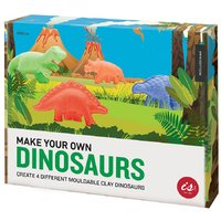 IS Gifts: Make Your Own Dinosaur - Clay Kit