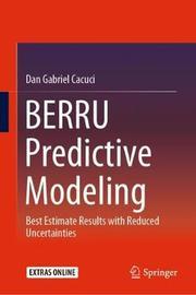 BERRU Predictive Modeling by Dan Gabriel Cacuci