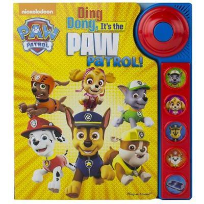 Paw Patrol Little Doorbell Ding Dong Its