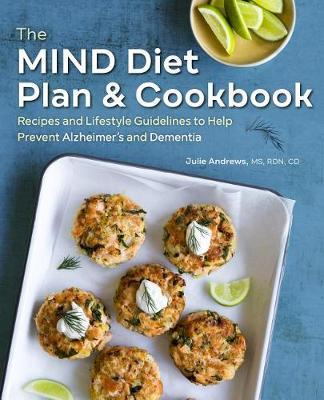 The Mind Diet Plan and Cookbook by Julie Andrews image