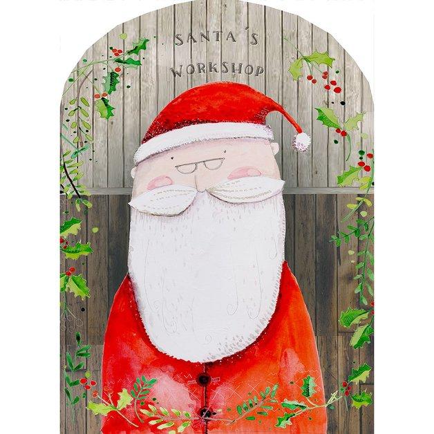 Real & Exciting: Advent Calendar - Santa's Workshop