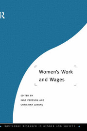 Women's Work and Wages image