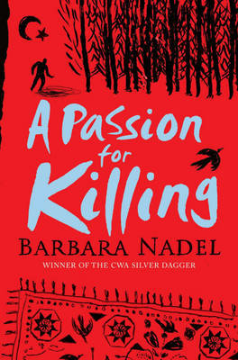 A Passion for Killing by Barbara Nadel image