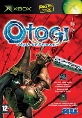 Otogi: Myth of Demons for Xbox
