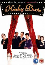 Kinky Boots on DVD image