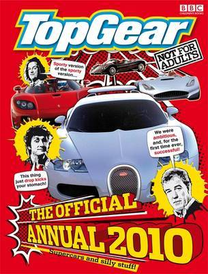 """Top Gear"": The Official Annual: 2010 by BBC Books"