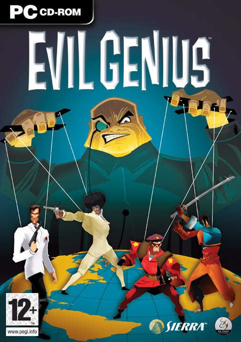Evil Genius for PC Games