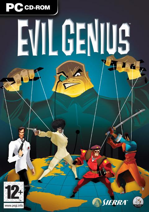 Evil Genius for PC Games