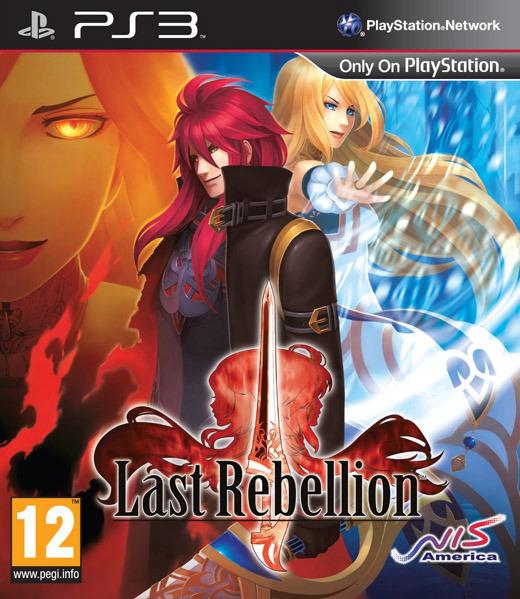 Last Rebellion for PS3