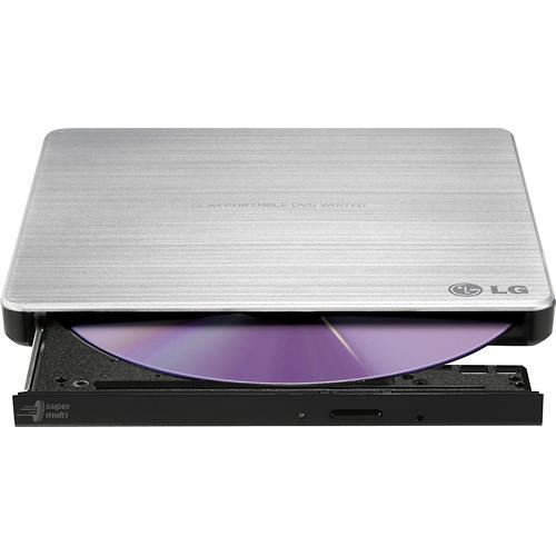 LG External Slim USB DVD-RW Drive image