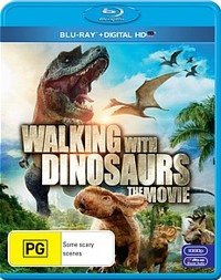 Walking with Dinosaurs on Blu-ray, UV