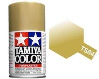 Tamiya TS-84 Metallic Gold - 100ml Spray Can