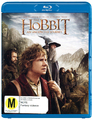 The Hobbit: An Unexpected Journey on Blu-ray