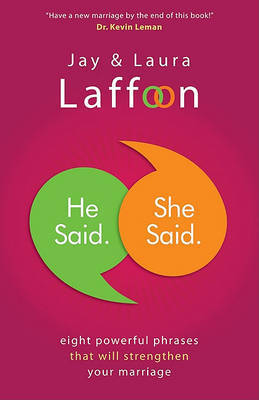 He Said, She Said by Jay Laffoon image