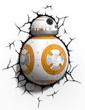 Star Wars: BB-8 Droid - 3D Light