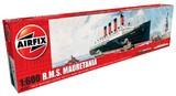 Airfix 1:600 RMS Mauretania - Model Kit