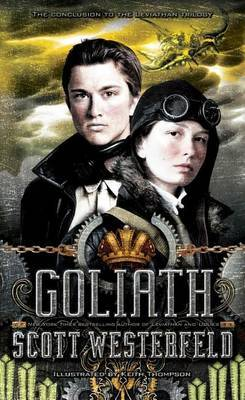 Goliath by Scott Westerfeld image