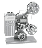 Metal Earth: Movie Projector - Model Kit