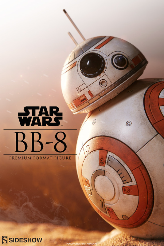 Star Wars: BB-8 - Premium Format Figure