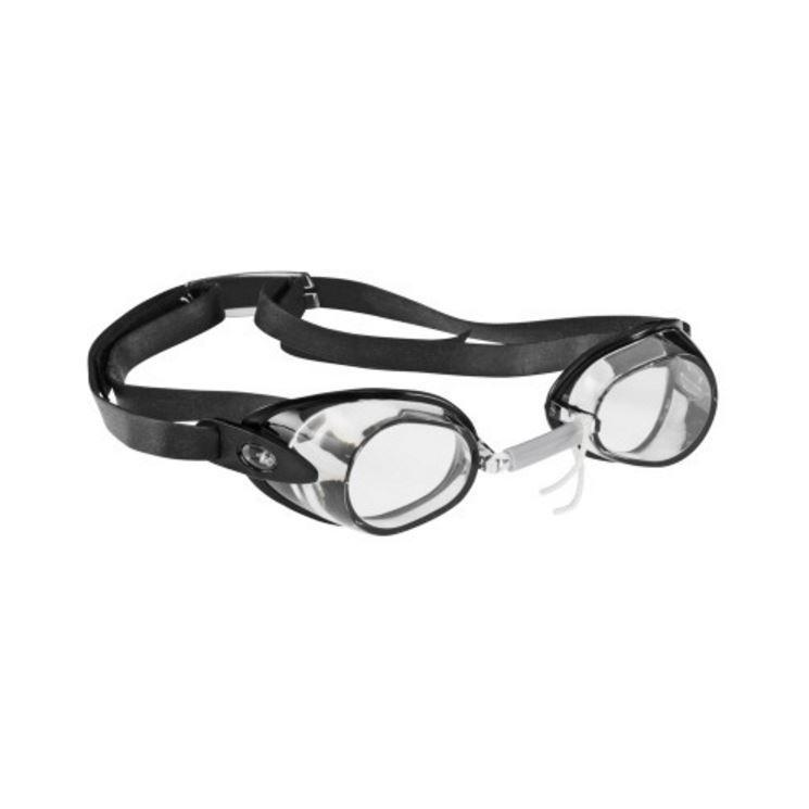 Adidas Hydronator Goggles - Clear Lens (Black) image
