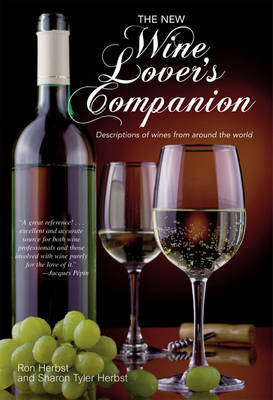 The New Wine Lover's Companion by Ron Herbst image