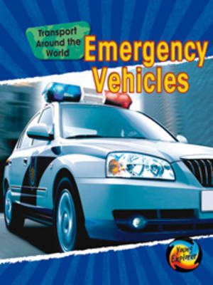 Emergency Vehicles by Chris Oxlade image