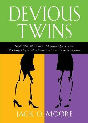 Devious Twins by Jack O. Moore image