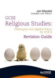 GCSE Religious Studies by Jon Mayled image