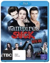 Vampires Suck on Blu-ray
