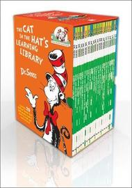 The Cat In The Hat's Learning Library (20 Book Boxset) by Dr Seuss