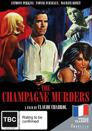 The Champagne Murders (World Classics Collection) on DVD