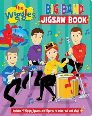 The Wiggles: Big Band Jigsaw Book by The Wiggles