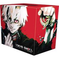 Tokyo Ghoul Complete Box Set by Sui Ishida