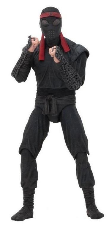 "Teenage Mutant Ninja Turtles: Foot Soldier (1990 Ver.) - 7"" Action Figure image"
