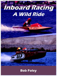 Inboard Racing by Bob Foley image