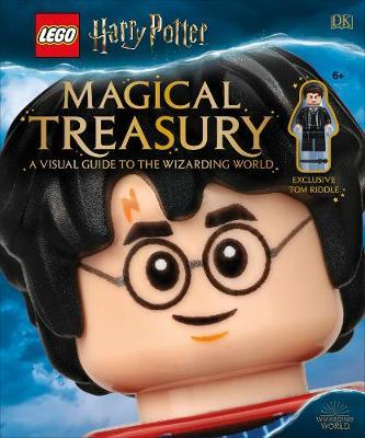 LEGO (R) Harry Potter (TM) Magical Treasury (with exclusive LEGO minifigure) by Elizabeth Dowsett