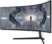 "49"" Samsung Odyssey G9 1440p 240Hz 1ms G-Sync HDR Curved Ultrawide Gaming Monitor"