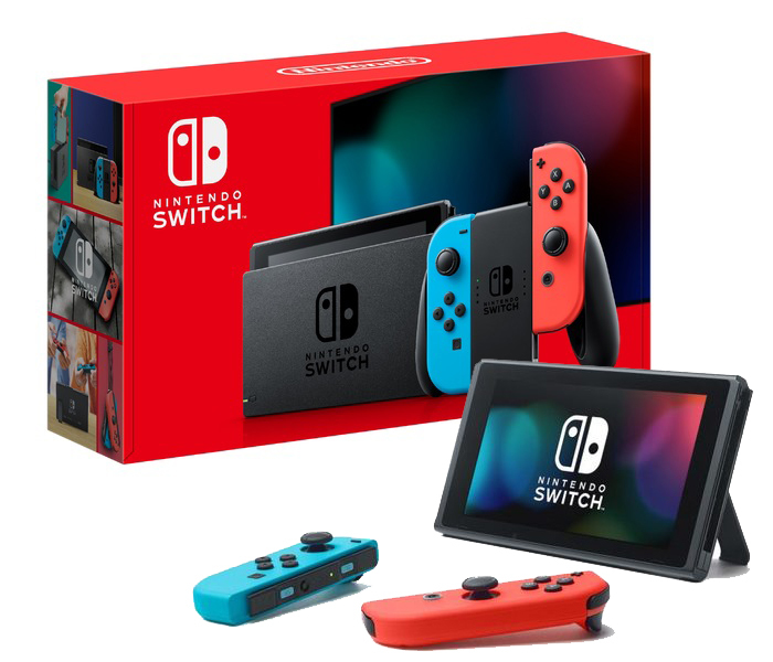 Nintendo Switch Neon image