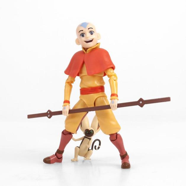 """Avatar The Last Airbender: Aang - 5"""" Action Figure"""